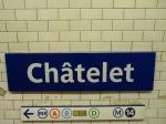 Station Châtelet