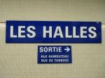Station Les Halles
